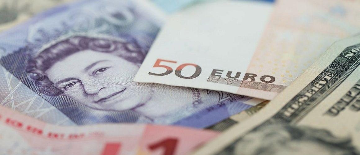 dolary funty euro