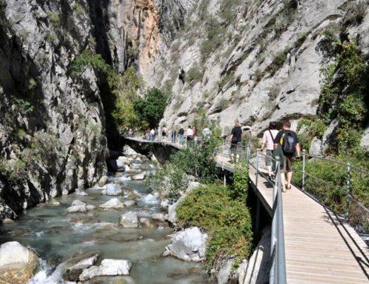 Dlaczego warto odwiedzić kanion Sapadere?