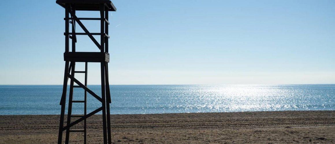 turcja pogoda na plaży listopad
